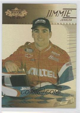 2000 Upper Deck - [Base] #38 - Jimmie Johnson