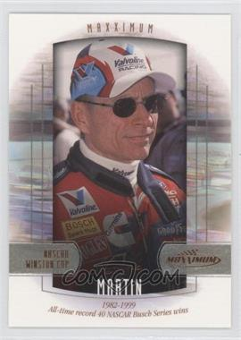 2000 Upper Deck Maxximum - [Base] #3 - Mark Martin