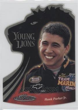 2000 Upper Deck Maxximum - Young Lions #YL7 - Hank Parker Jr.