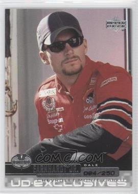 2000 Upper Deck Victory Circle - [Base] - Exclusives Level 1 Silver #37 - Dale Earnhardt Jr. /250