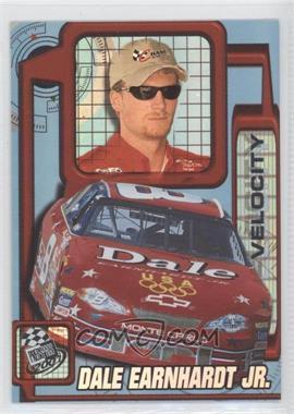 2001 Press Pass - Velocity #VL 8 - Dale Earnhardt Jr.