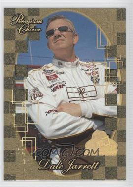 2001 Press Pass Premium - [Base] - Gold Holo #74 - Dale Jarrett