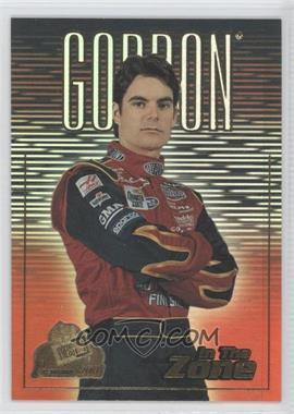 2001 Press Pass Premium - In the Zone #IZ 5 - Jeff Gordon