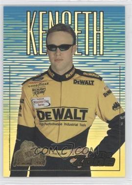 2001 Press Pass Premium - In the Zone #IZ 7 - Matt Kenseth