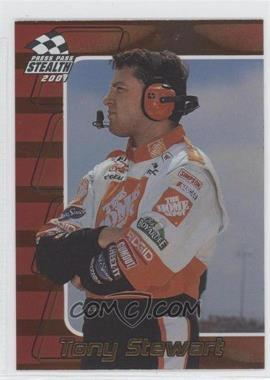 2001 Press Pass Stealth - [Base] - Gold #G22 - Tony Stewart