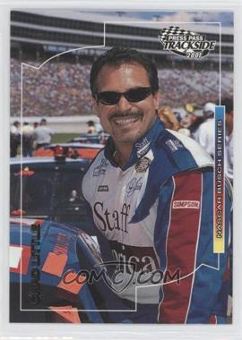 2001 Press Pass Trackside - [Base] #56 - Chad Little