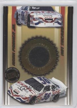 2002 Press Pass - Hot Treads Tire Relics #HT 19 - Hank Parker Jr. /2425