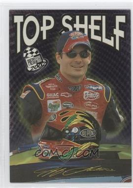 2002 Press Pass - Top Shelf #TS 2 - Jeff Gordon