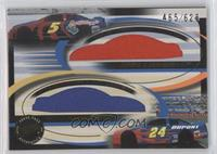 Terry Labonte, Jeff Gordon /625