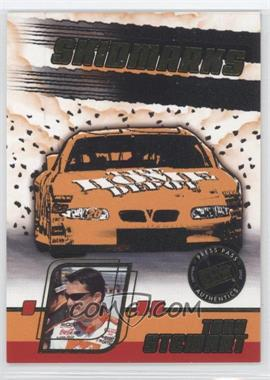 2002 Press Pass Eclipse - Skidmarks #SK 8 - Tony Stewart