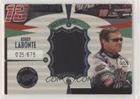 Bobby Labonte [EXtoNM] #/675