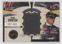 Jimmie Johnson #/400