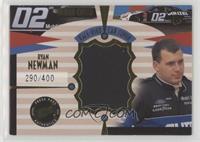 Ryan Newman #/400