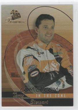 2002 Press Pass Premium - In the Zone #IZ 11 - Tony Stewart