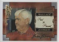 Junior Johnson, Rusty Wallace