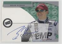 Brian Vickers [Noted]