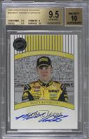 Matt Kenseth [BGS 9.5 GEM MINT]