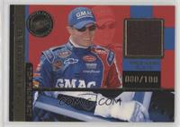 Brian Vickers (Race-Used Glove) #/100