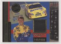 Scott Riggs (Race-Used Tire) [Noted] #/400