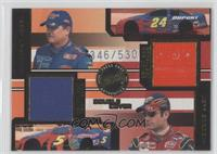 Terry Labonte, Jeff Gordon /530