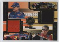 Joe Nemechek, Terry Labonte #/530