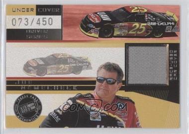 2003 Press Pass Eclipse - Under Cover - Driver Series Silver #UCD 13 - Joe Nemechek /450