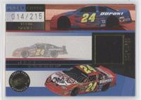 Jeff Gordon /215