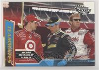 Casey Mears, Jamie McMurray, Sterling Marlin