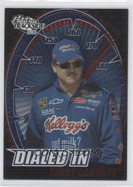 2003 Press Pass Trackside - Dialed In #DI 7 - Terry Labonte