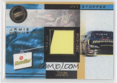 2003 Press Pass Trackside - Pit Stoppers Team Series #PST 15 - Jamie McMurray /175
