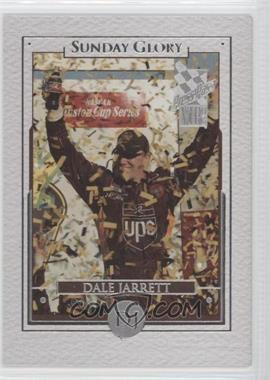2003 Press Pass VIP - [Base] - Laser Explosive #LX20 - Dale Jarrett /240