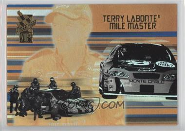 2003 Press Pass VIP - Mile Masters #MM 7 - Terry Labonte