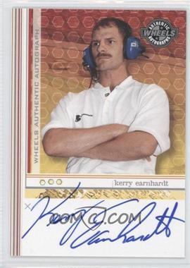 2003 Wheels - Autographs #KEEA - Kerry Earnhardt