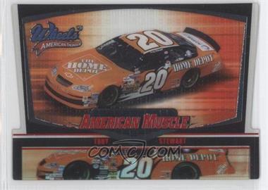 2003 Wheels American Thunder - American Muscle #AM 9 - Tony Stewart