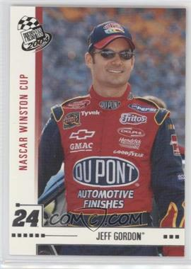 2004 Press Pass - [Base] #10 - Jeff Gordon