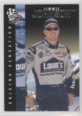 2004 Press Pass - [Base] #95 - Jimmie Johnson
