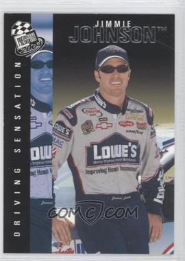 2004 Press Pass - [Base] #95.1 - Jimmie Johnson (Blue)