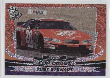 2004 Press Pass - Cup Chase Redemption Contest #CCR 11 - Tony Stewart