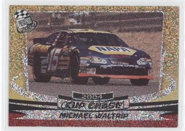 2004 Press Pass - Cup Chase Redemption Contest #CCR 5 - Michael Waltrip