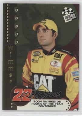 2004 Press Pass - Rookie of the Year Contender #RC 6 - Scott Wimmer