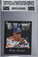 Ricky Craven [CAS Certified Sealed]