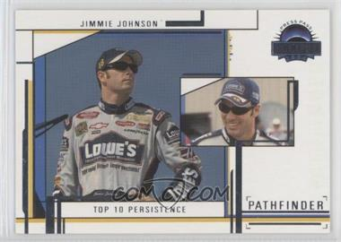 2004 Press Pass Eclipse - [Base] - Samples #58 - Jimmie Johnson