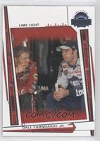 Dale Earnhardt Jr., Jimmie Johnson