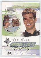 Jon Wood /100
