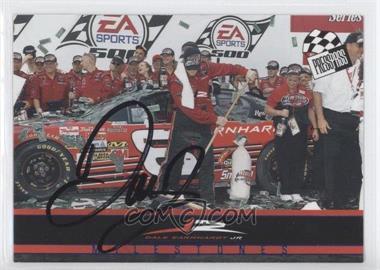 2004 Press pass Dale Earnhardt Jr. - [Base] - Blue #C33 - Dale Earnhardt Jr. [JSACertifiedCOASticker]