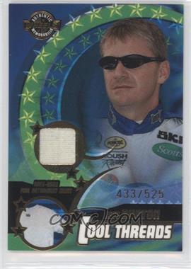 2004 Wheels American Thunder - Cool Threads #CT 1 - Jeff Burton /525