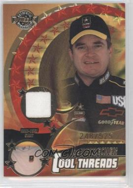2004 Wheels American Thunder - Cool Threads #CT 11 - Joe Nemechek /525