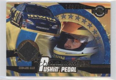 2004 Wheels American Thunder - Pushin' Pedal Shoes #PP 4 - Kurt Busch /275