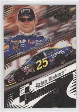 2004 Wheels American Thunder - Thunder Road #TR 13 - Brian Vickers