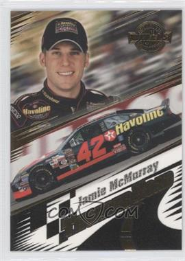 2004 Wheels American Thunder - Thunder Road #TR 15 - Jamie McMurray